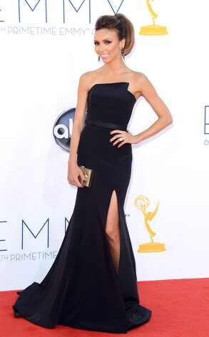 Exclusivo: Entrevistas com as estrelas no tapete vermelho do <i>Emmy Awards</i> 2012