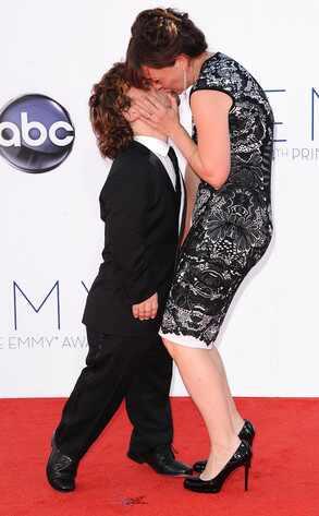 Todos os beijos do <i>Emmy Awards</i> 2012