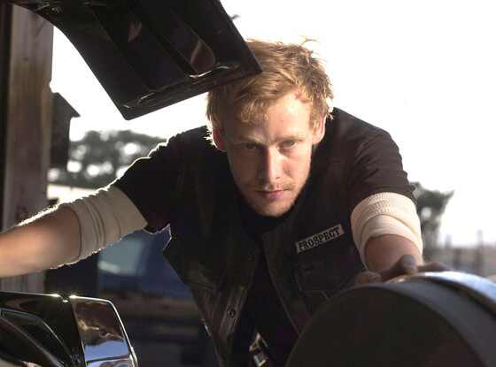 Johnny Lewis, Sons of Anarchy