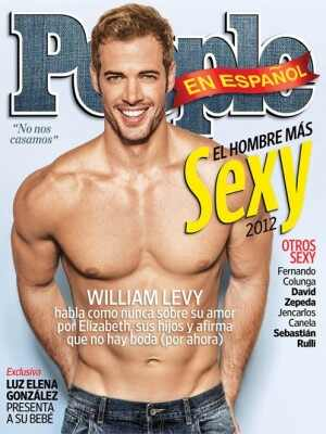 William Levy, o cara mais sexy do mundo