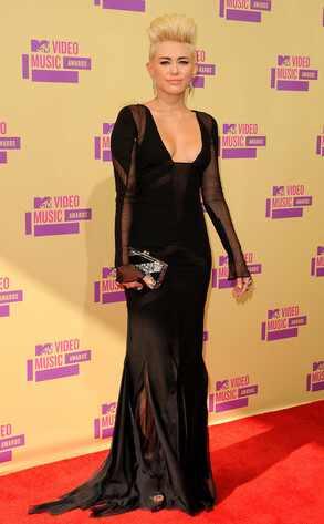 Nicki Minaj  on Los Mejor Y Peor Vestidos De Los Vmas   Improvisao Net