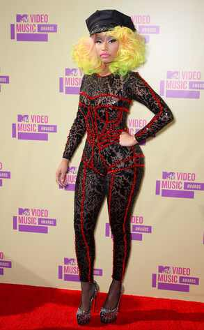 Nicki Minaj, MTV VMA