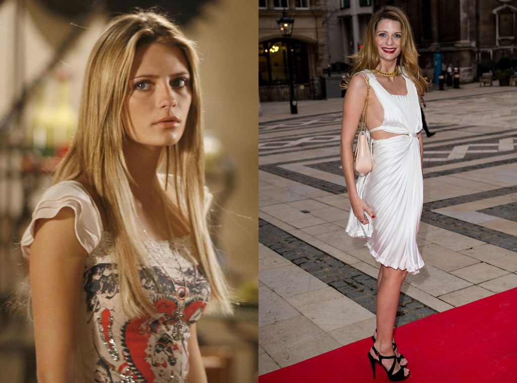 Mischa Barton Then And Now Mischa Barton from The...