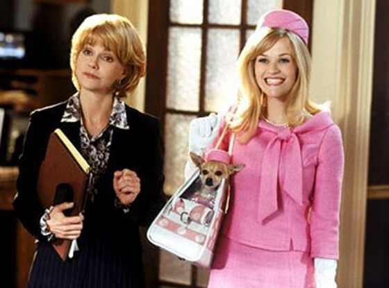 Legally Blonde, Reese Witherspoon, Sally Field