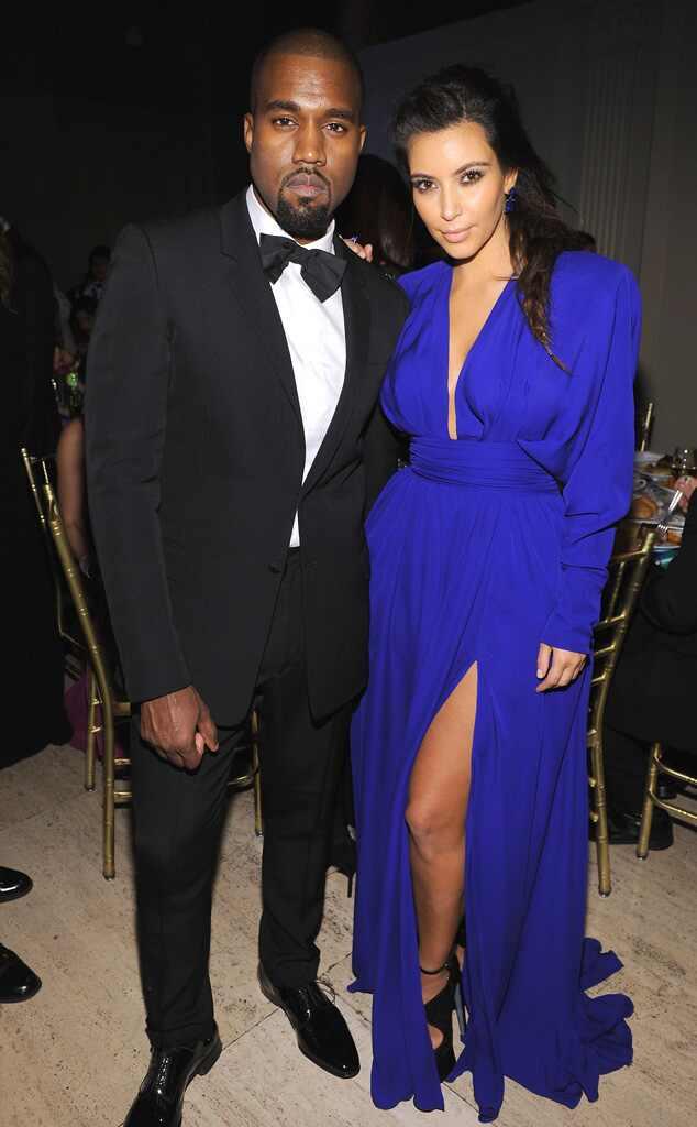 Kim Kardashian celebra con Kanye West el Día de Acción de Gracias en el hospital