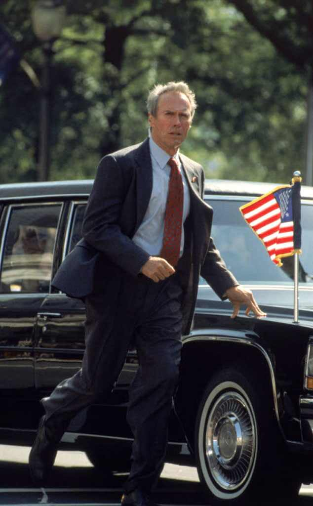Clint Eastwood, In the Line of Fire