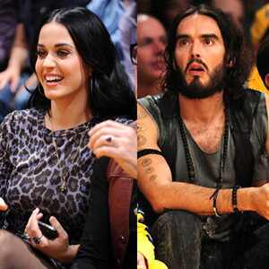 Russel Brand, Katy Perry