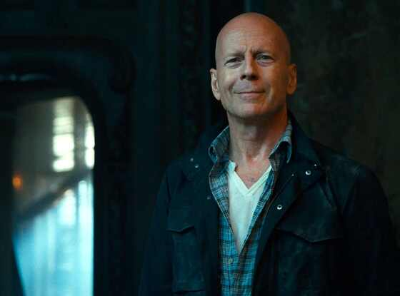 Die Hard 5 Trailer screen grabs