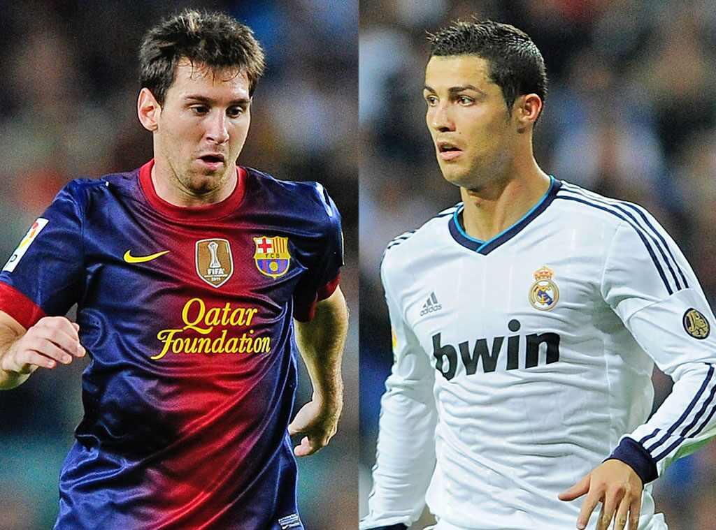 OMG! ¿Cristiano Ronaldo oficialmente mejor que Messi?