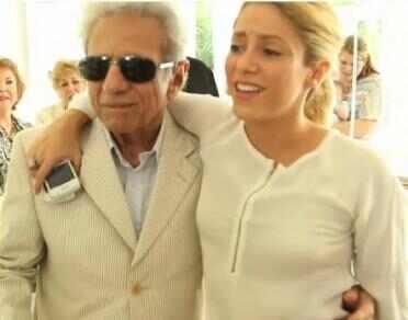 Shakira, William Mebarak