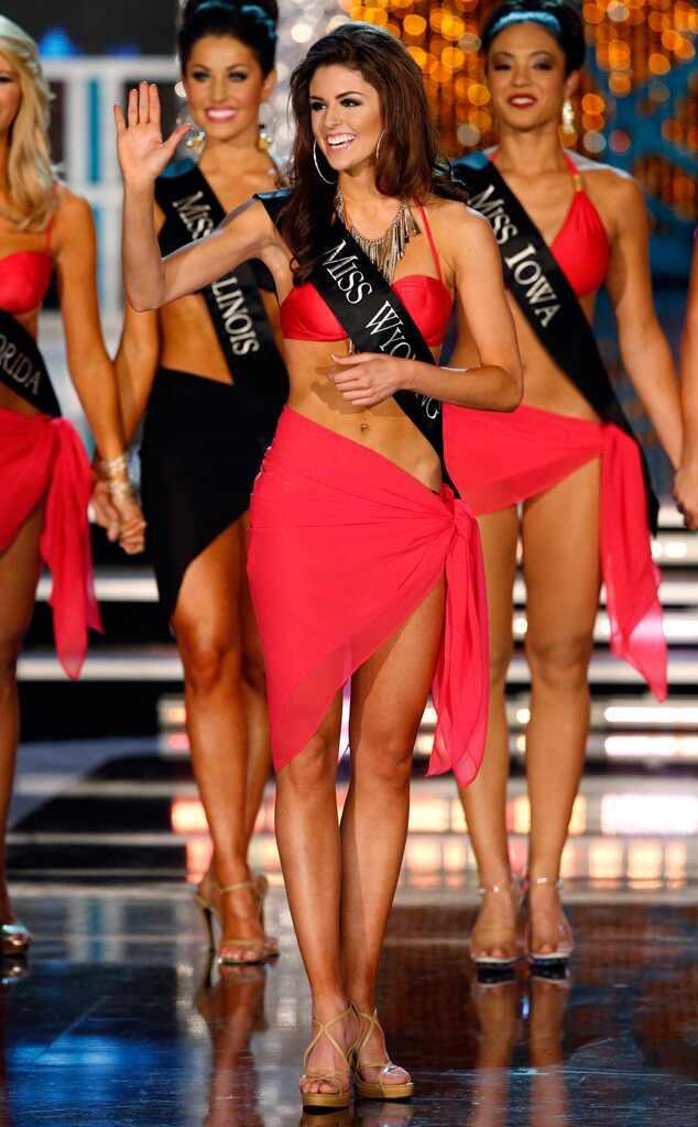 Miss Wyoming, Miss America