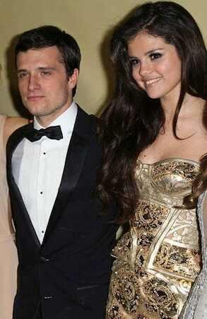 Josh Hutcherson, Selena Gomez