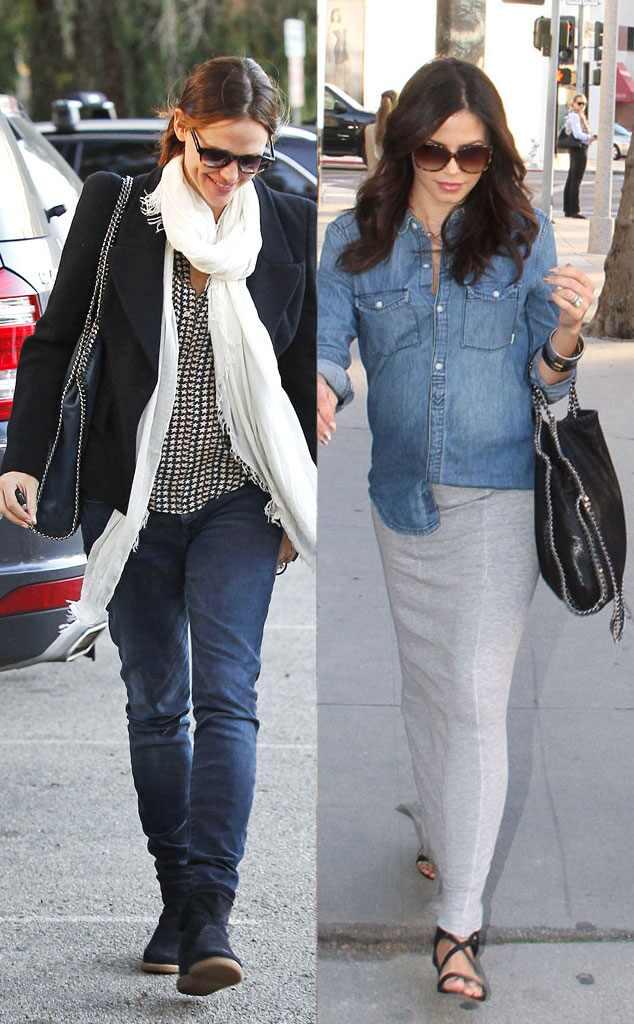Jennifer Garner, Jenna Dewan