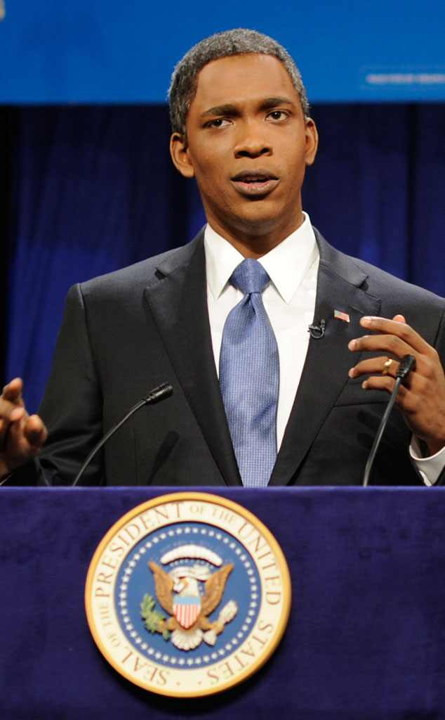 Jay Pharoah: Barack Obama - <i>Saturday Night Live</i>