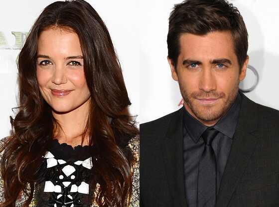 Katie Holmes, Jake Gyllenhaal