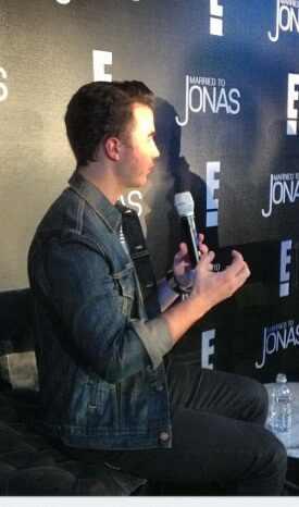 """Kevin Jonas en México: """"El reality me cambió la vida"""""""