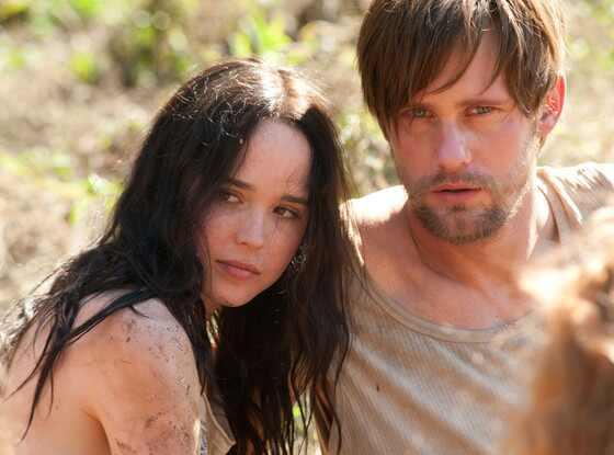 The East, Ellen Page, Alexander Skarsgard