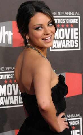 Vídeo pornô de Mila Kunis é o mais procurado