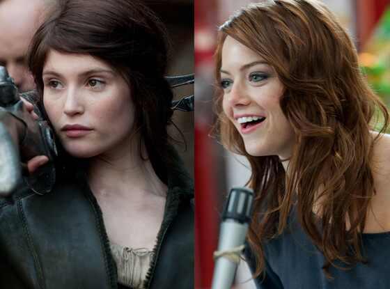 Gemma Arterton, Hansel & Gretel Witch Hunters, Emma Stone, Movie 43