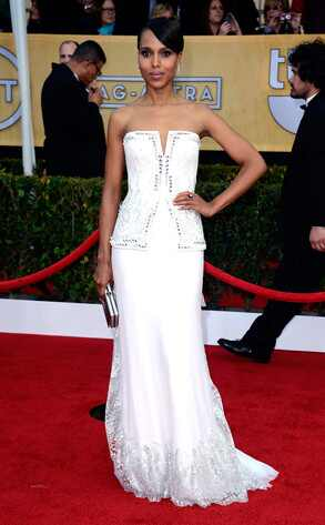 Kerry Washington, SAG Arrivals