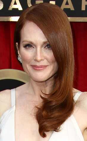Julianne Moore, SAG Arrivals