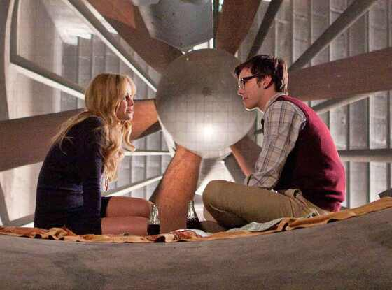 Jennifer Lawrence, Nicolas Hoult, X-Men First Class