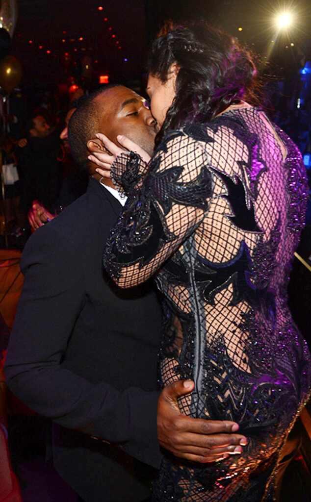 Kim Kardashian organizó una gran fiesta para Kanye West luego de su salida del hospital (+ Fotos)