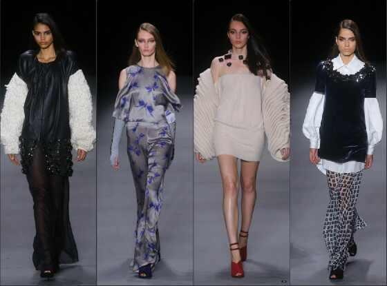 Desfile Filhas de Gaia Fashion Rio inverno 2014