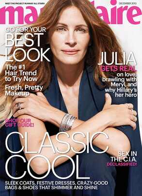 Julia Roberts, Marie Claire