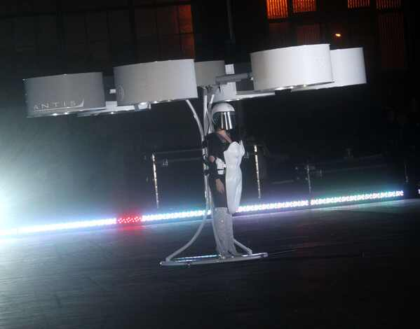 Lady Gaga va al espacio