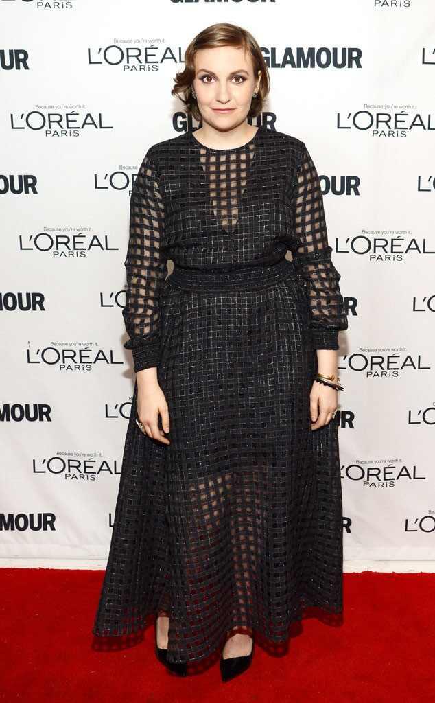 Lena Dunham, Glamour Awards