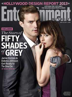 Entertainment Weekly, Jamie Dornan, Dakota Johnson