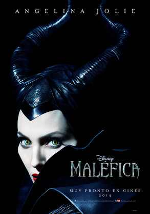 Malefica, poster, angelina jolie