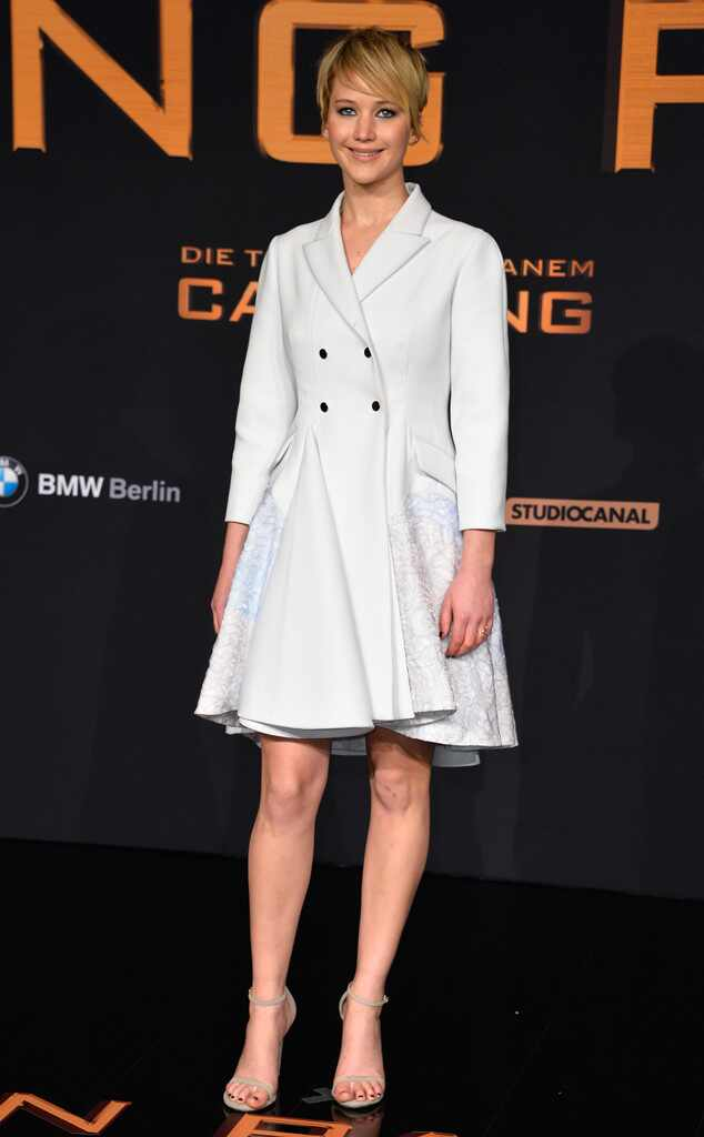 Jennifer Lawrence no Berlin