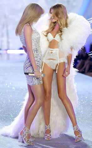 Taylor Swift, Maryna Linchuk, Victoria
