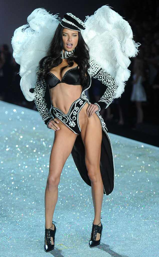 Adriana Lima, Victoria's Secret Fashion Show