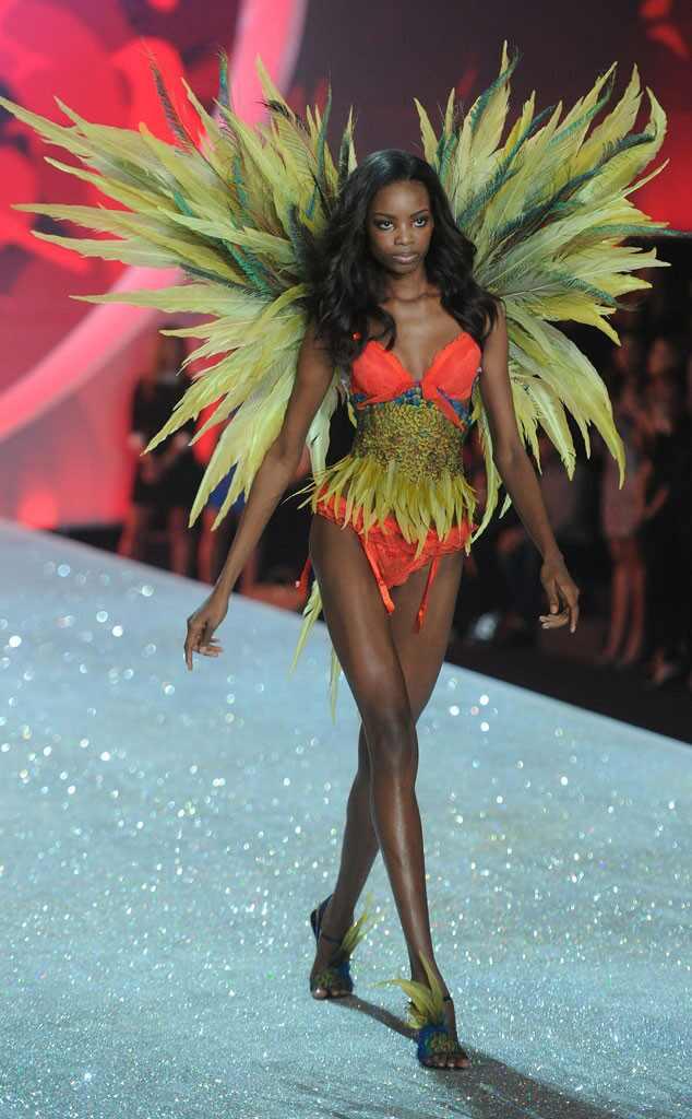 Maria Borges, Victoria's Secret Fashion Show