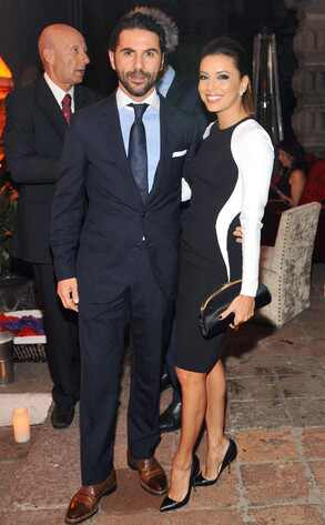 Jose Antonio Baston, Eva Longoria