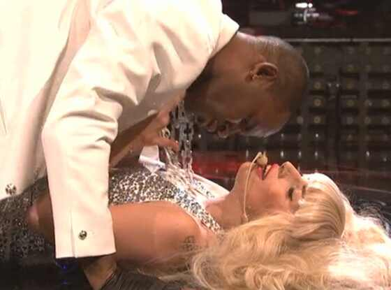 Lady Gaga, R Kelly