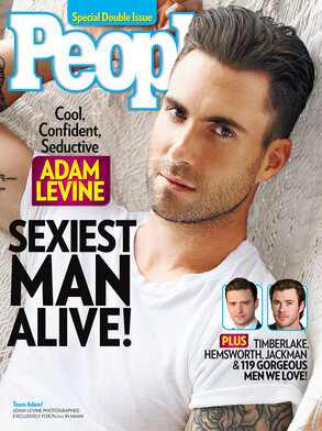 Adam Levine, People