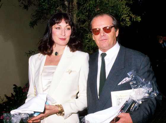 jack nicholson and anjelica huston relationship