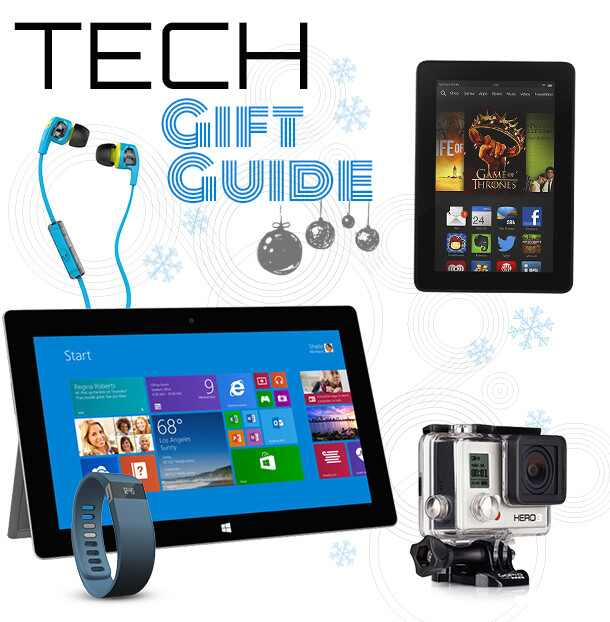 2013 Holiday Gift Guide - Tech