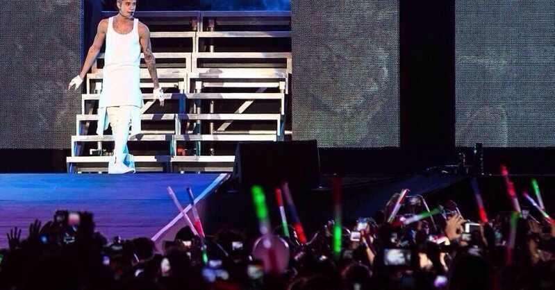 Justin Bieber, Brasil