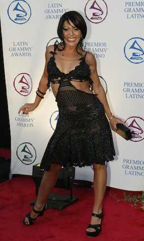 Looks Latin Grammys