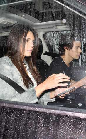 Kendall Jenner, Harry Styles, Date