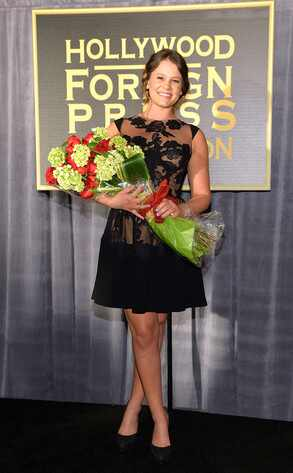 Sosie Bacon, Miss Golden Globe 2014