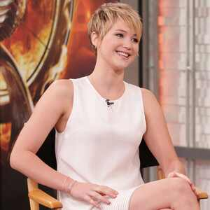 Jennifer Lawrence fala sobre sucesso do One Direction
