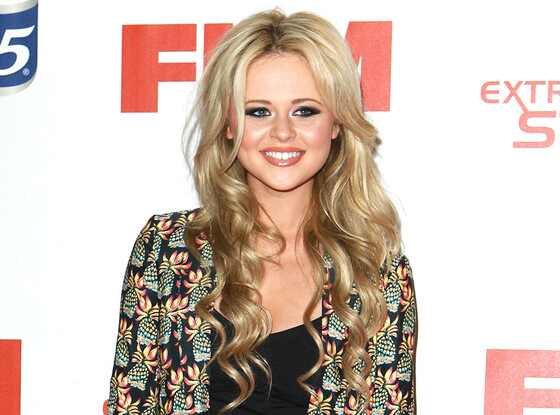 Emily Atack, Harry Styles