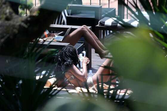 Solange Knowles irmã de Beyoncé no Brasil
