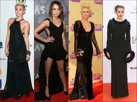 O estilo de Miley Cyrus